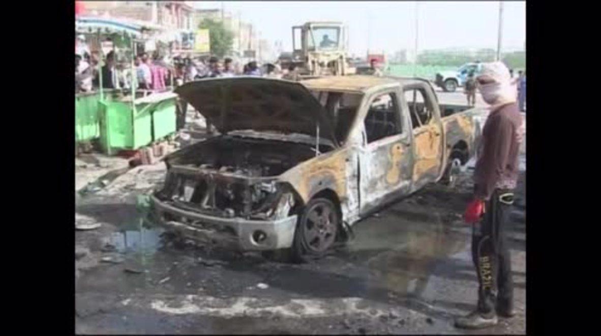 Iraq: Car bomb kills 10 in Zubair