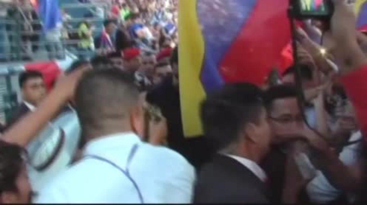 Bolivia: Maduro, Evo  Correa rally ahead of Paris' climate summit