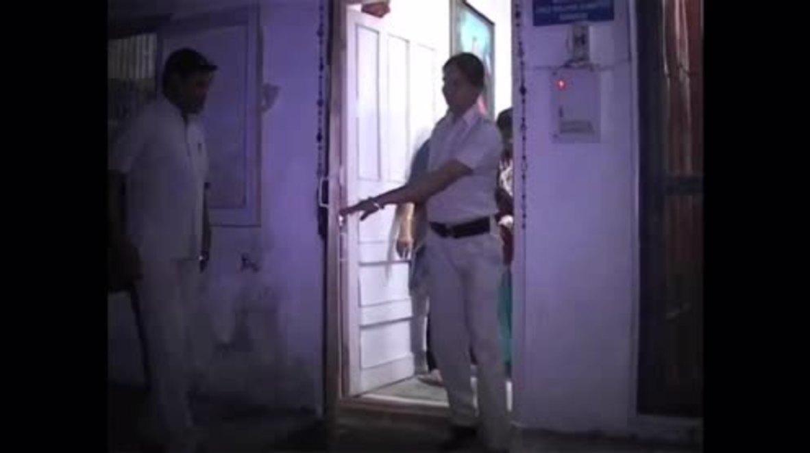 India: Tortured 14-year-old girl found inside closet near Delhi