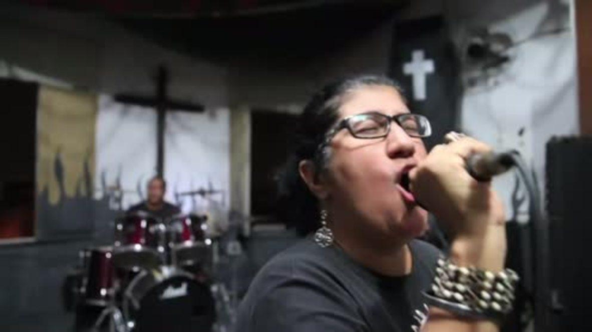 Brazil: Christ Metal? This Church rocks hard for Jesus