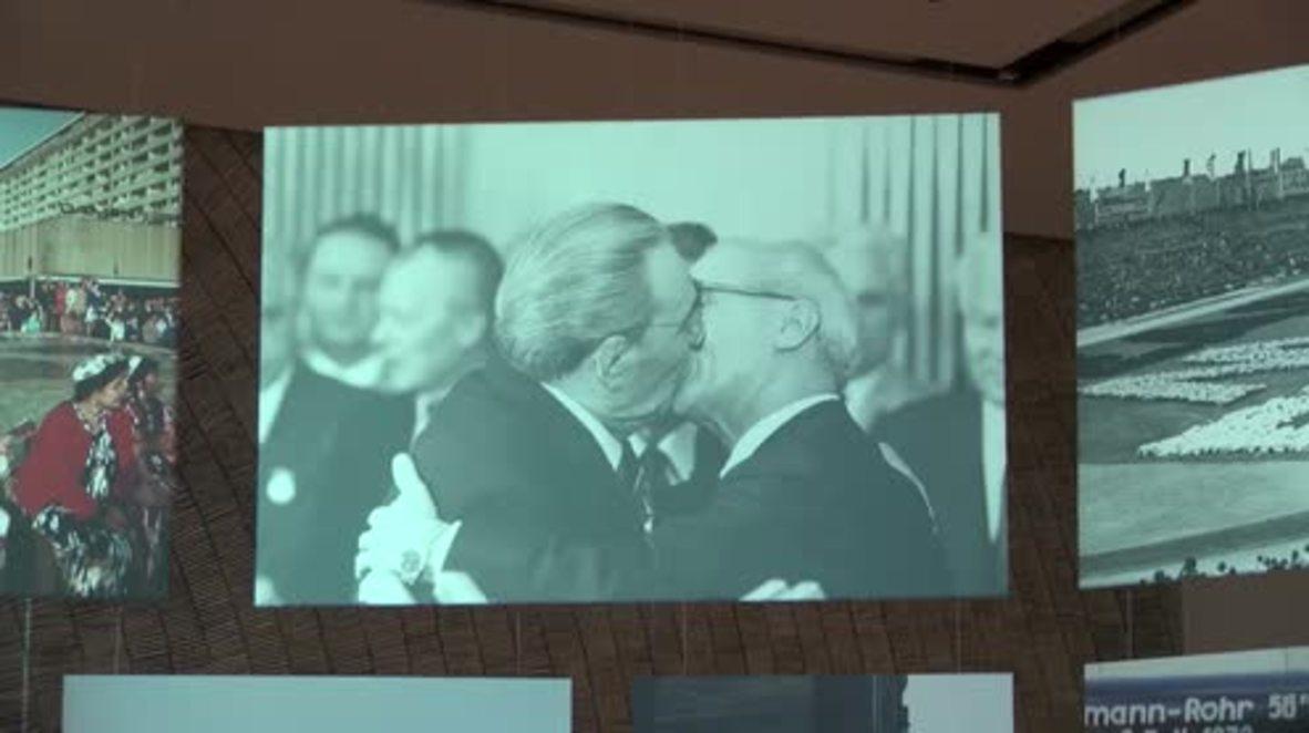 Germany: Berlin exhibit celebrates Russian-German relations since WWII