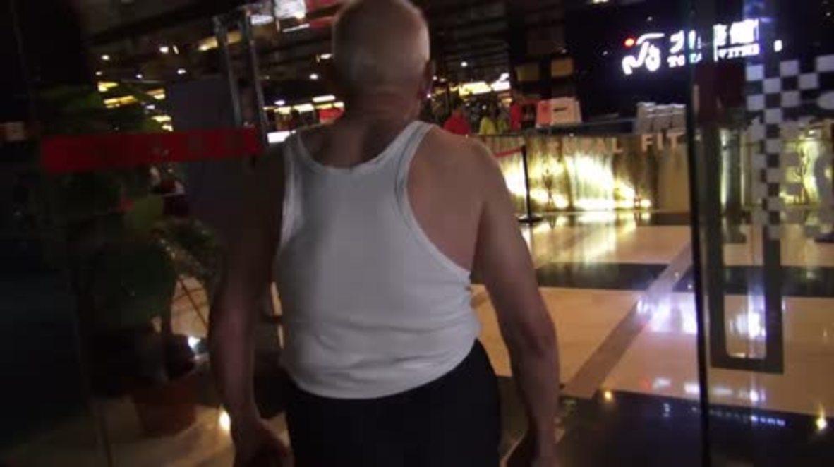 China: Meet 93-yr-old Shen Hua, the world's oldest bodybuilder