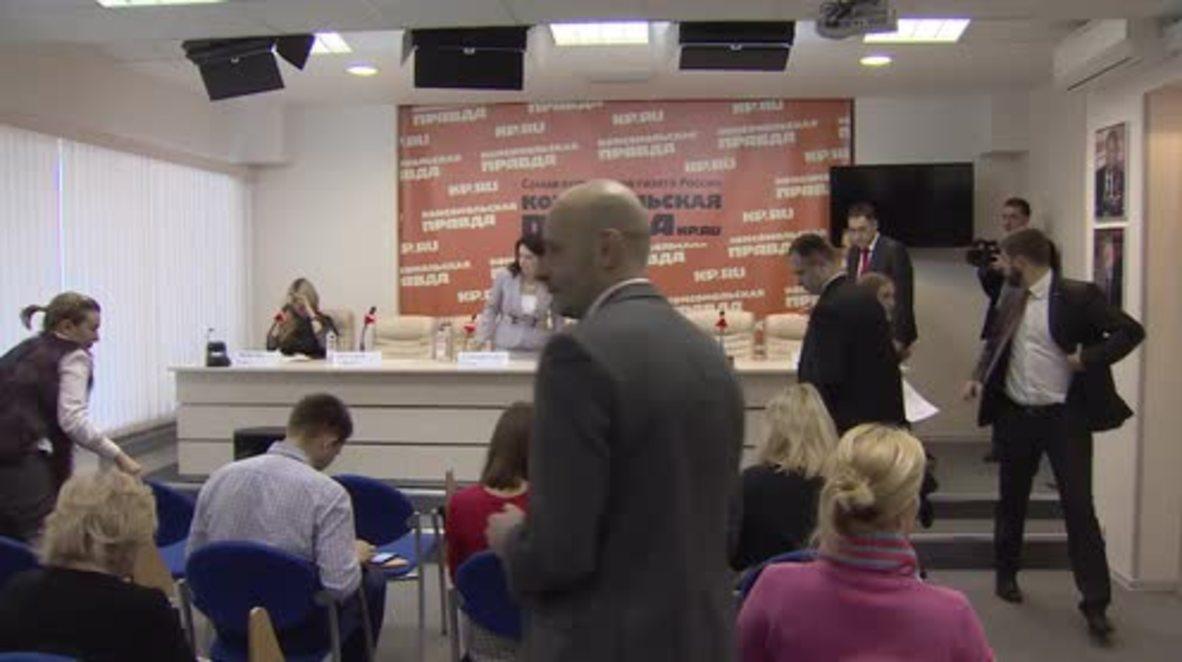 Russia: 'Crimea is Russia and Kosovo is Serbia' - Serb politician Raskovic-Ivic