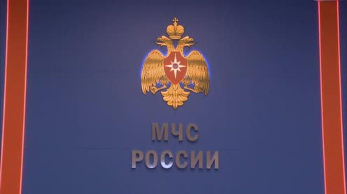 Russia: Crash victims' bodies to be transported to St. Petersburg crematorium - EMERCOM