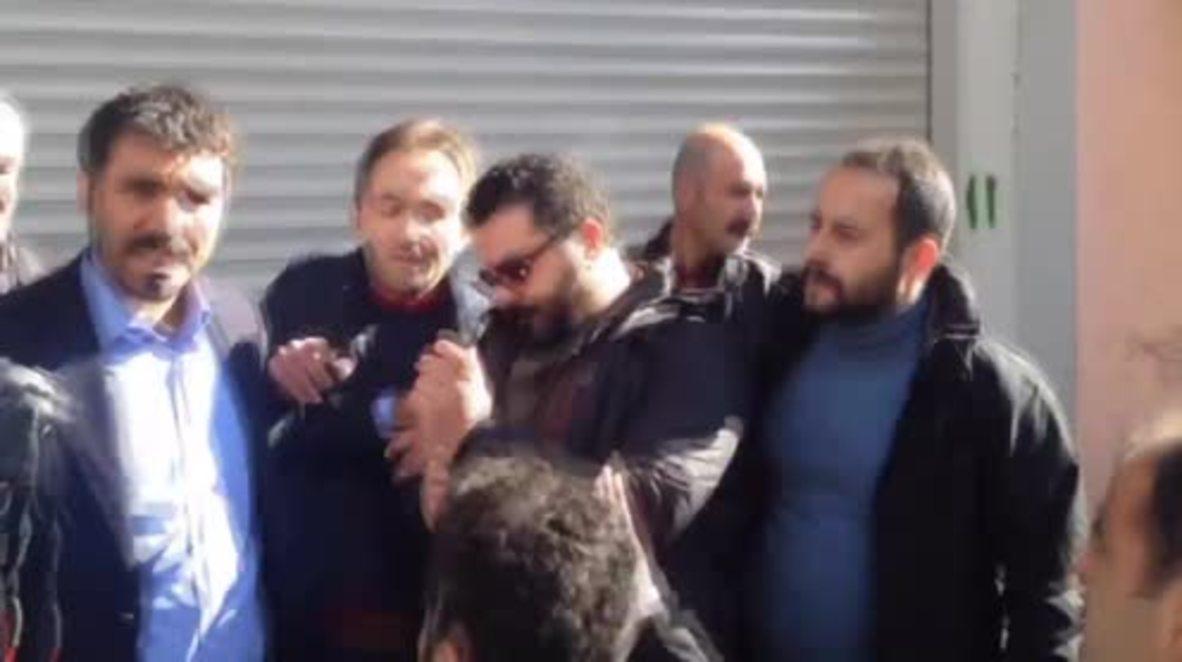 Turkey: Shots fired as police arrest pro-Kurdish journalists in Ercis