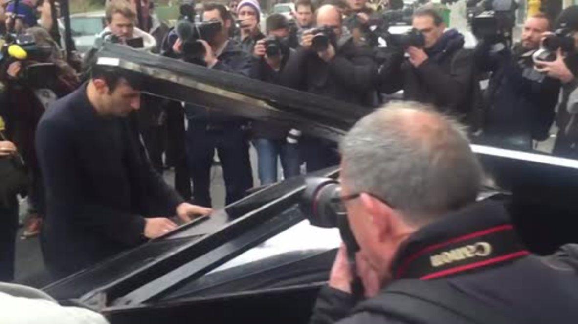 France: Lennon's 'Imagine' played outside Bataclan as Paris mourns