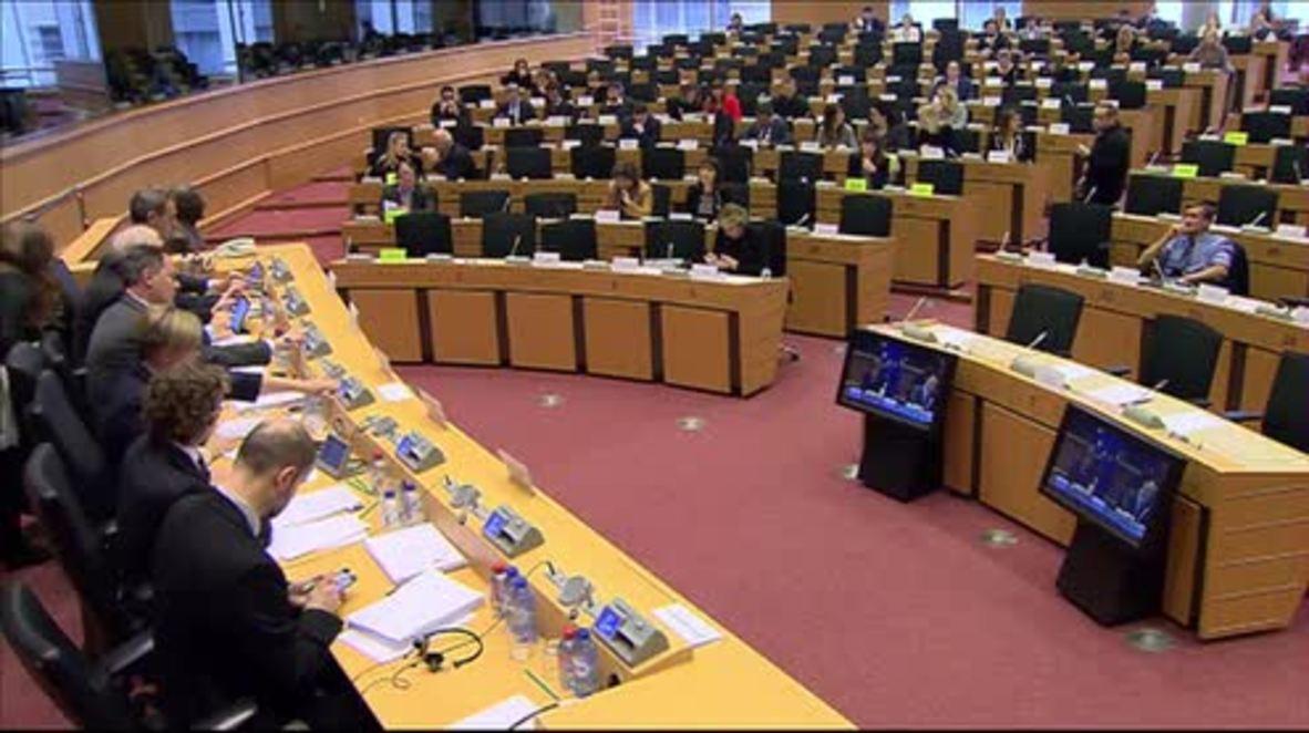 Belgium: Europol chief warns of further terror attacks