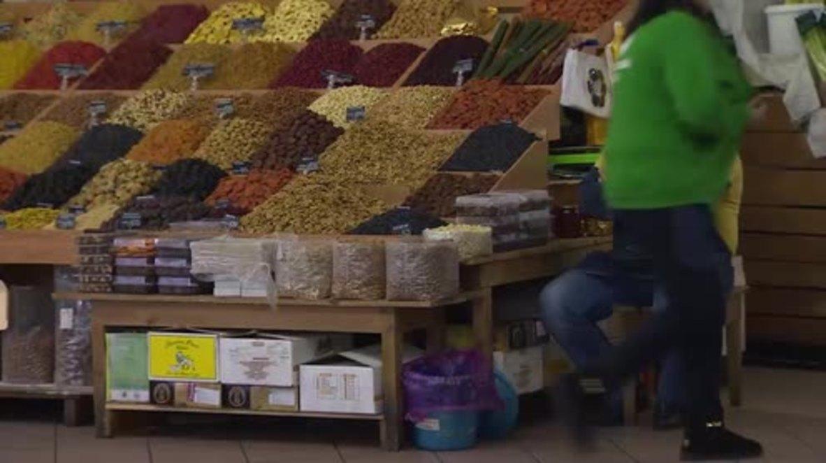 Russia: Turkish goods are no longer on sale at Danilovsky Market