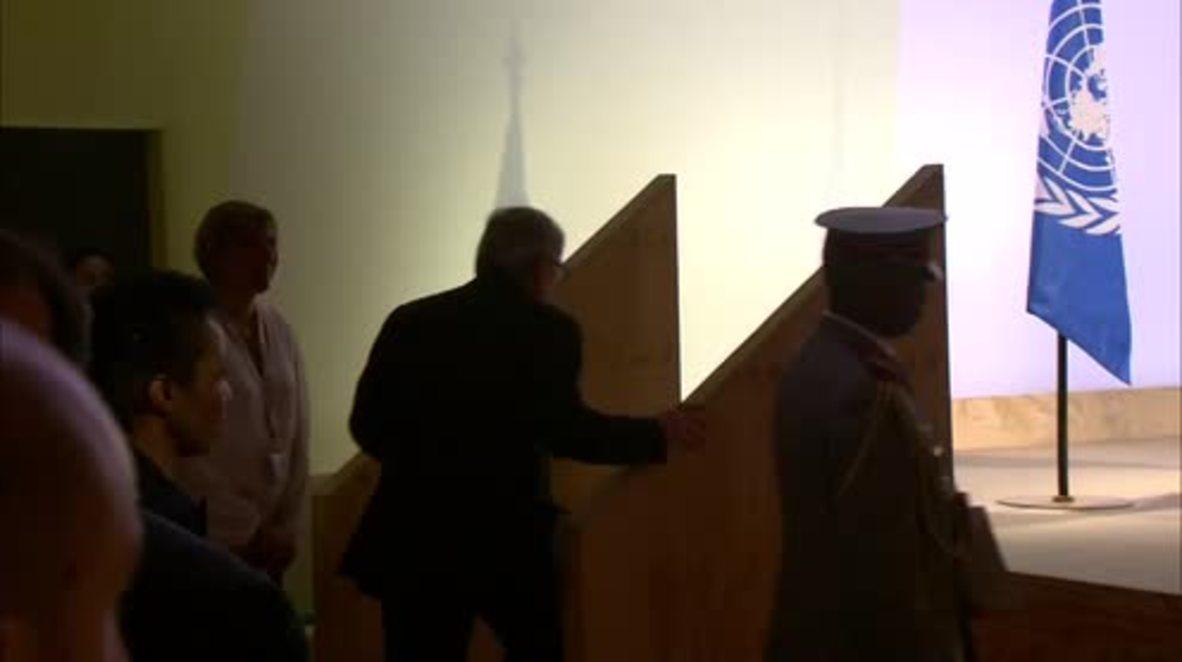France: Promises on climate change are no longer enough - Juncker