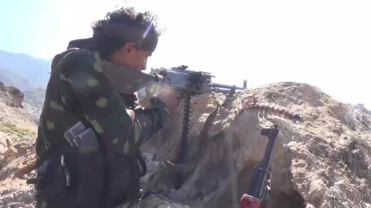 Yemen: Fighting in Taiz rages on despite ceasefire talks