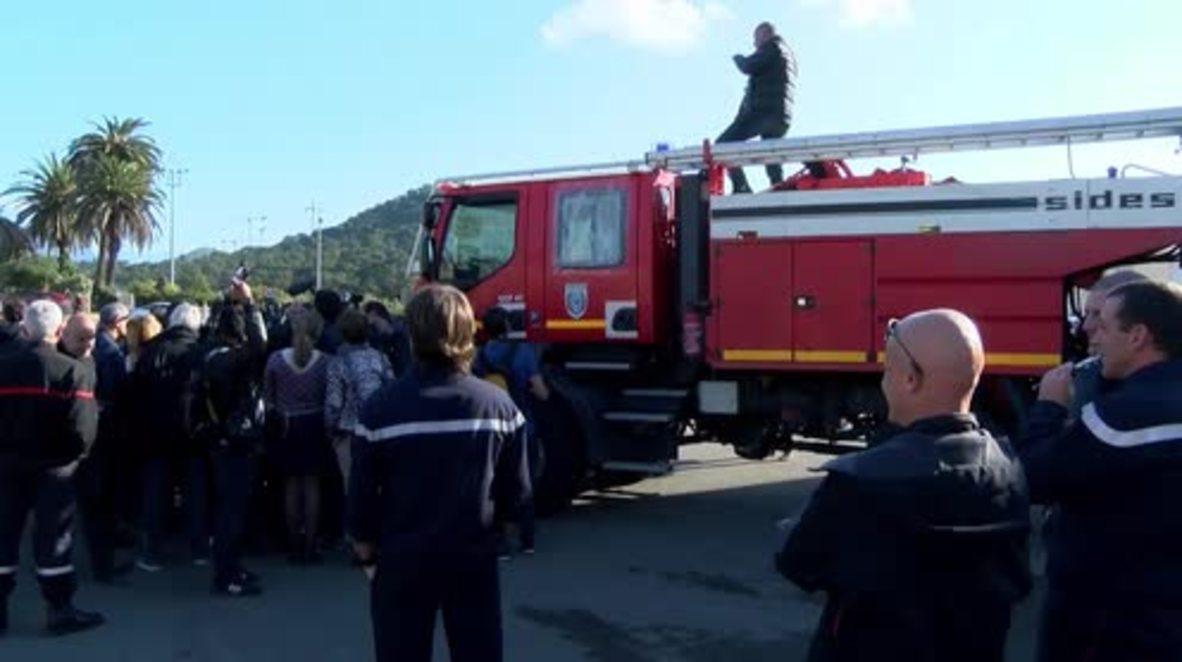 """France: """"No lawless zones"""" in Corsica, demands Mayor of Ajaccio"""