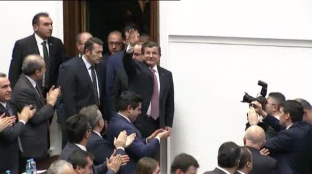 Turkey: Ankara opposes YPG, not Kurds' participation in Syria peace talks - Davutoglu