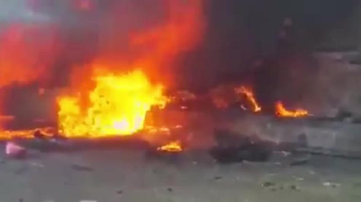 Yemen: IS claims responsibility for deadly blast near presidential residence in Aden