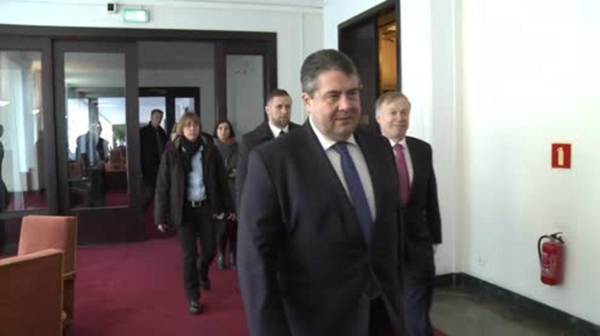 Poland: Germany's Gabriel reveals Berlin-Warsaw split over Russian Nord Stream II role