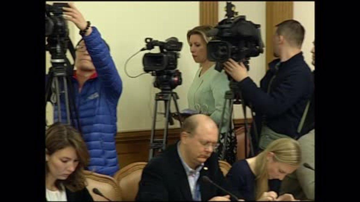 Russia: FM's Zakharova talks HNC's demands and liberation of Aleppo towns