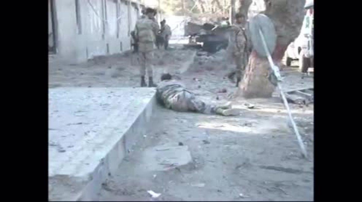 Pakistan: At least nine killed, 35 injured in Quetta suicide blast