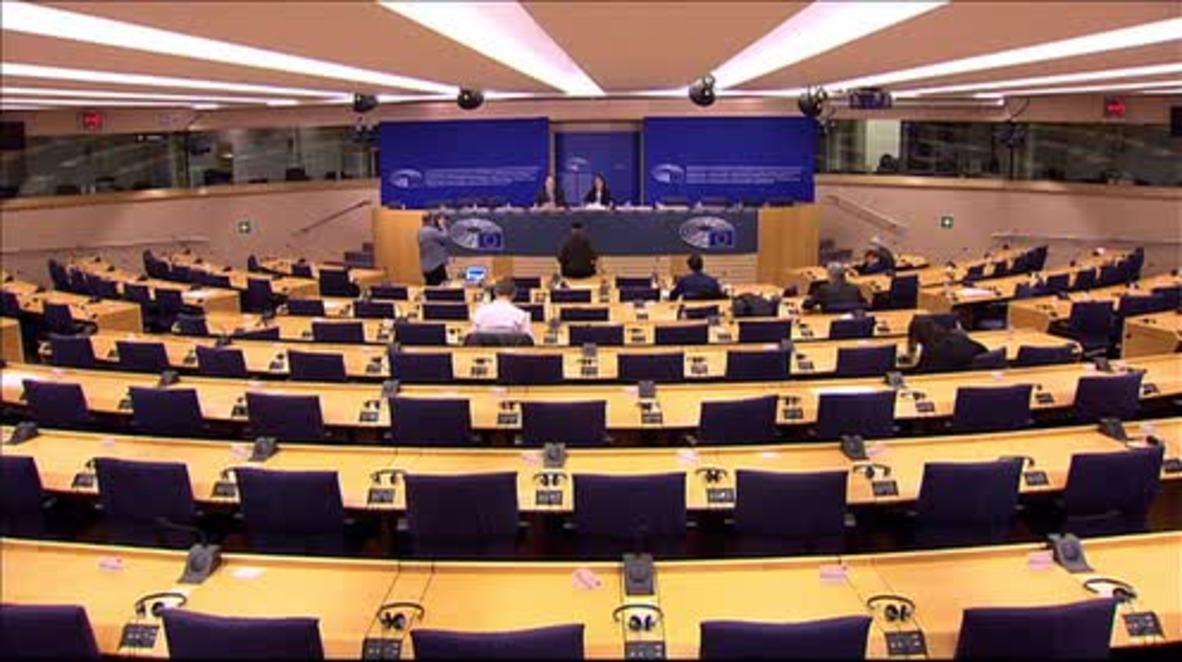 Belgium: EU draft report slams Turkey's press freedom and human rights record