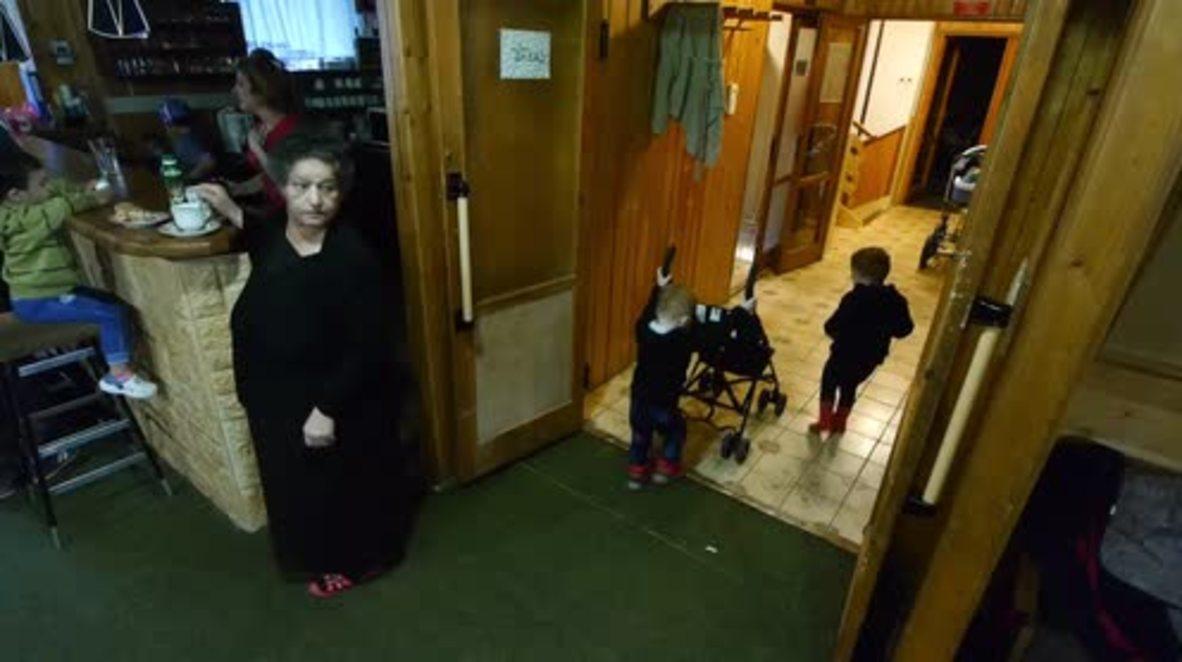 Czech Republic: Christian refugees settled in Cizov asylum centre