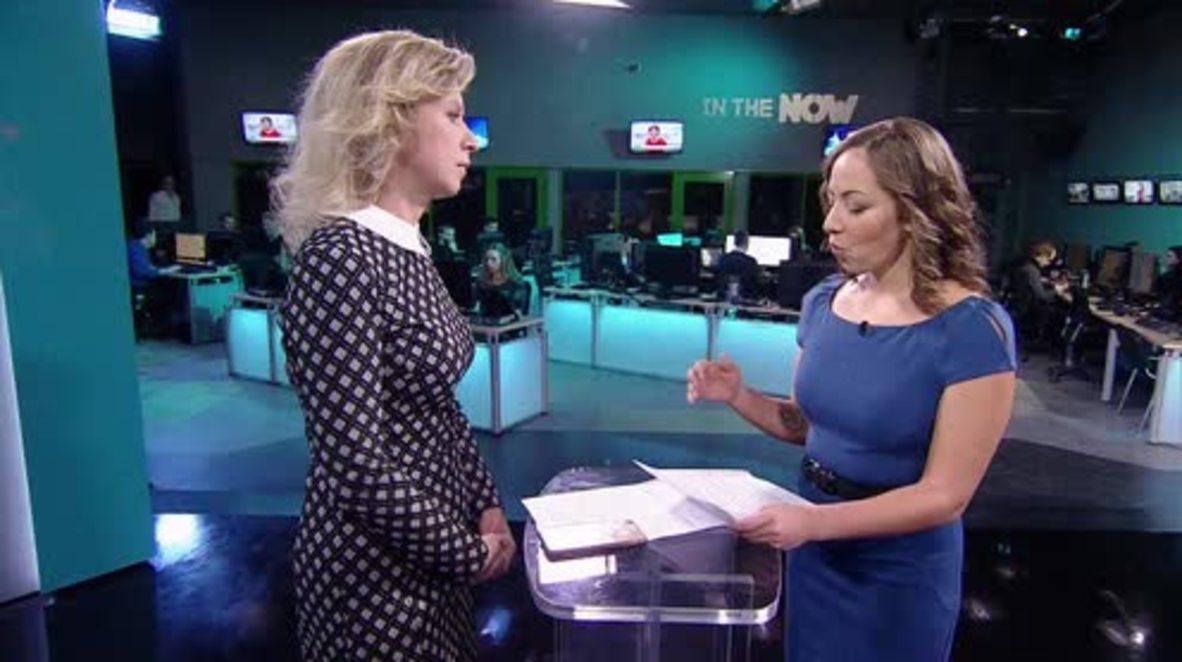 Russia: US' anti-Russia line is 'propaganda in its purest form' - Zakharova *EXCLUSIVE* *PARTNER CONTENT*