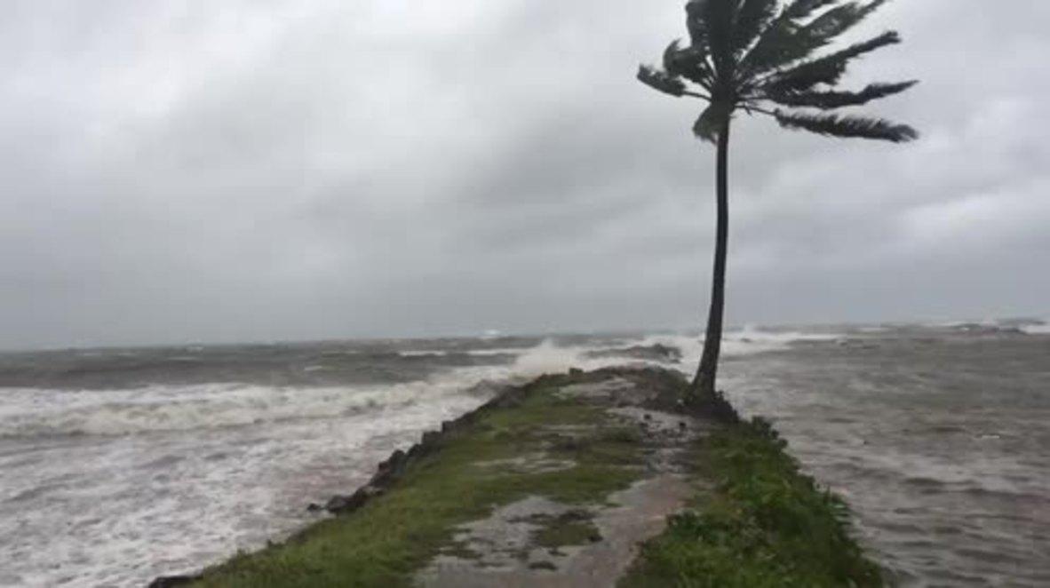 Fiji: 5 dead as Cyclone Winston devastates archipelago