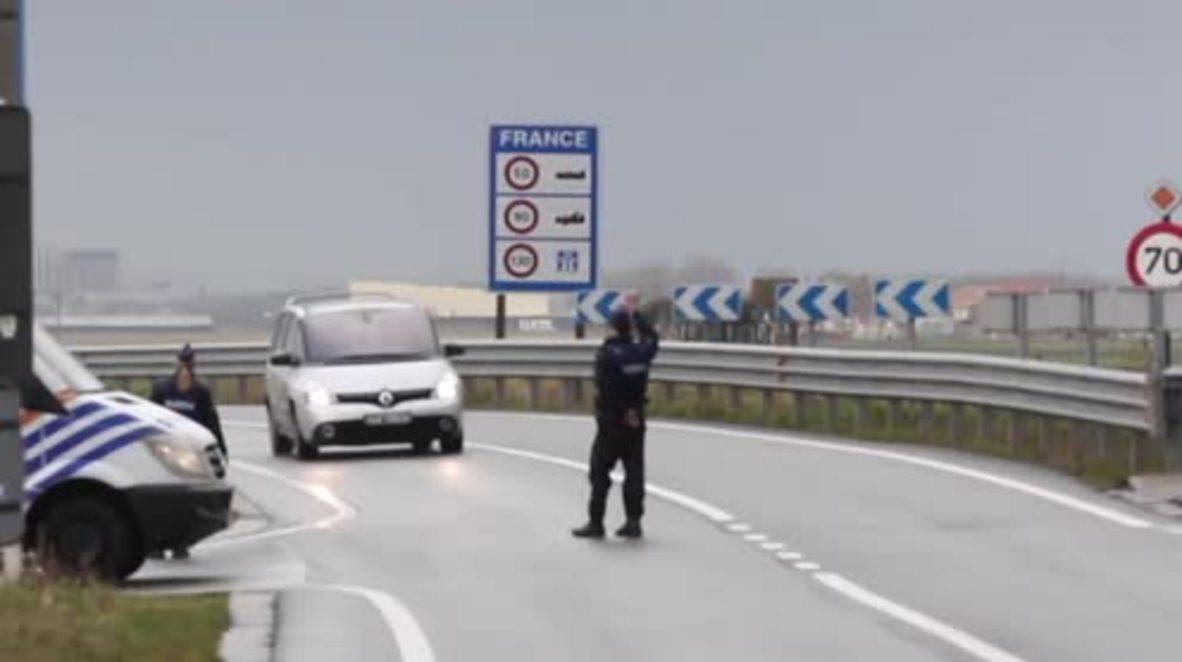 Belgium: Schengen suspended to prevent 'Jungle' refugees entering
