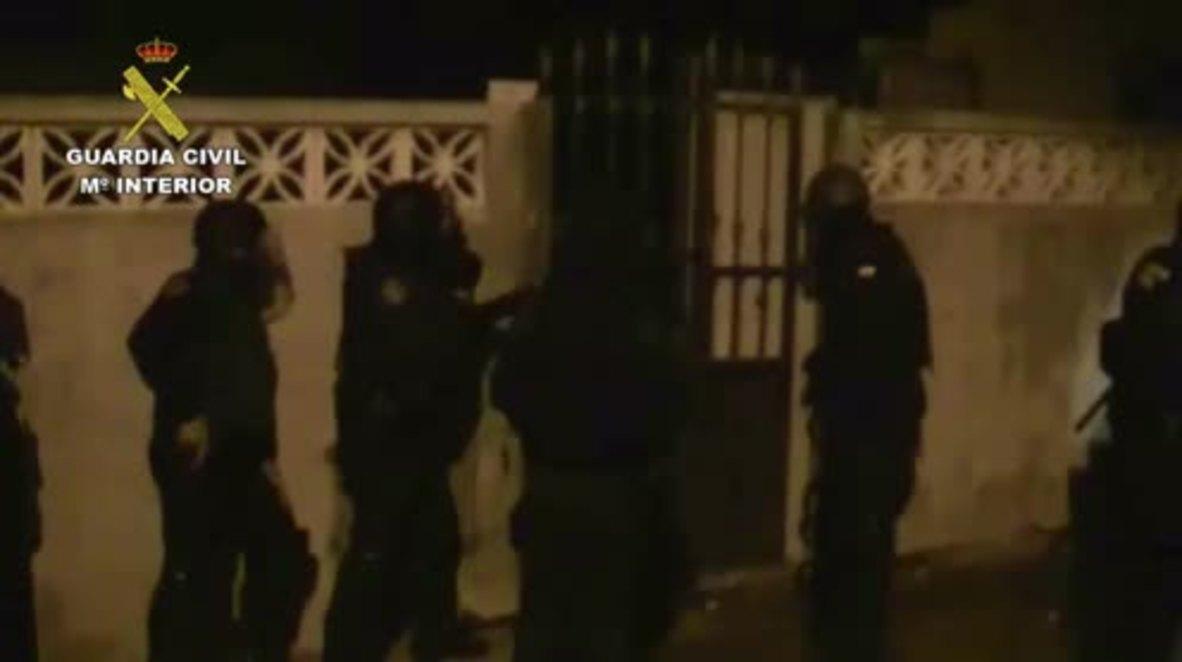 Spain: Police arrest suspected IS propagandist in Ceuta
