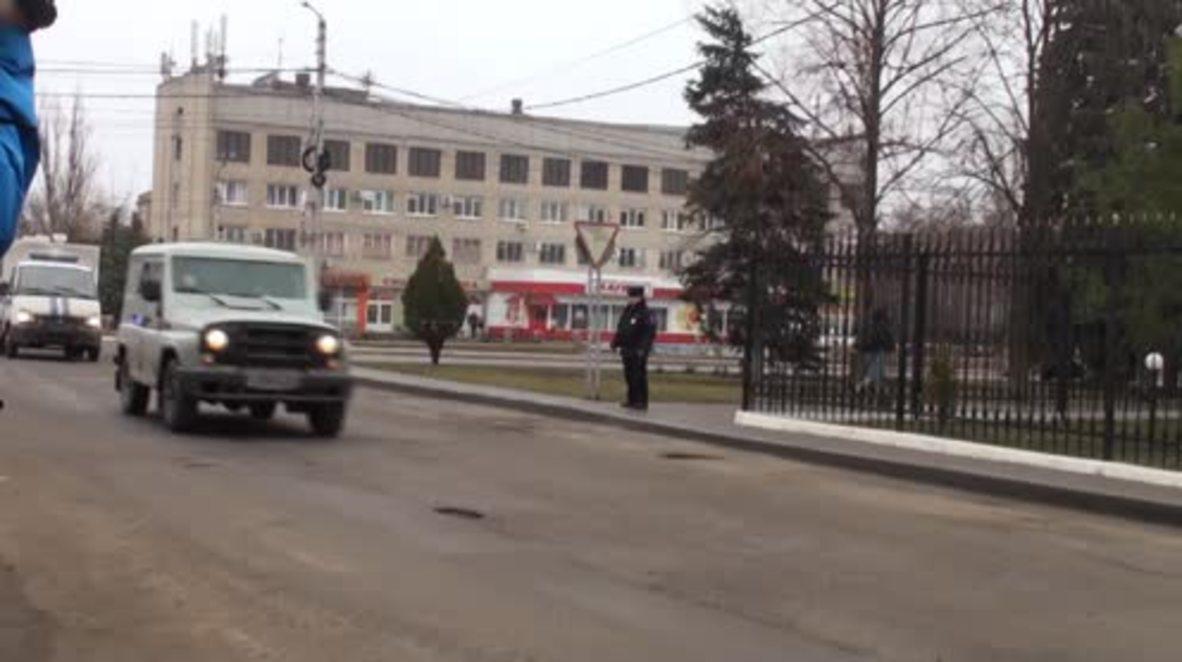 Russia: Ukrainian officer Savchenko's final hearing postponed