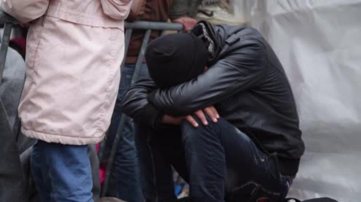 Greece: Humanitarian crisis intensifying at Idomeni - UNHCR spokesperson