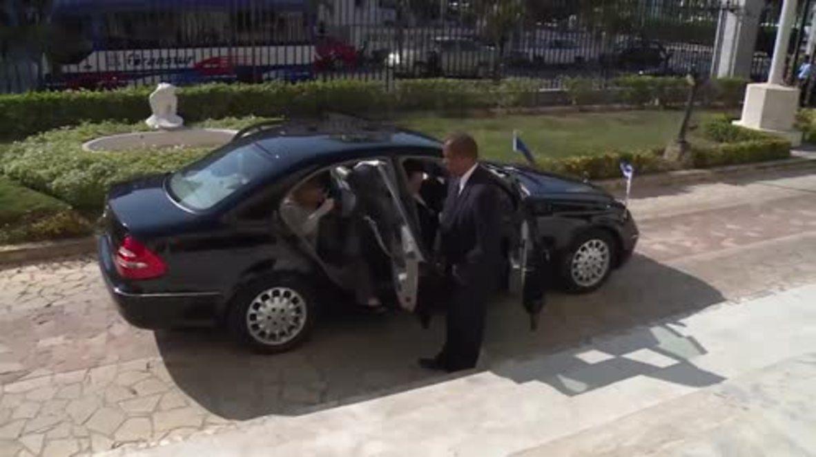 Cuba: Mogherini hails 'historic' agreement to normalise EU-Cuba relations