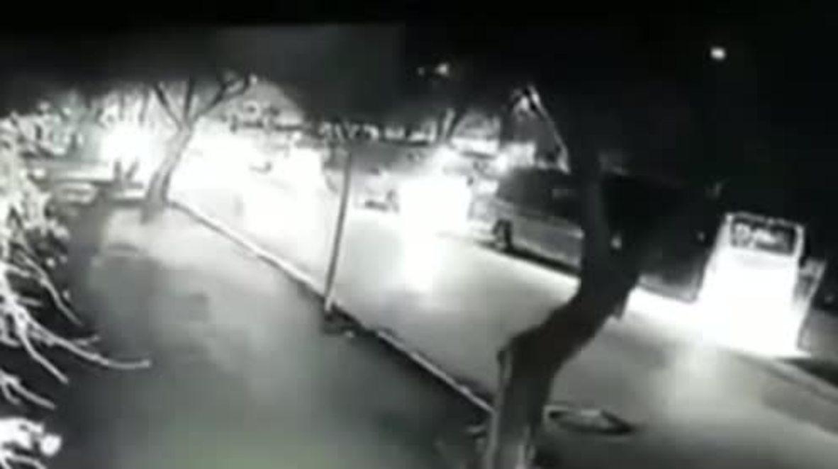 Turkey: Dramatic CCTV footage shows moment of deadly bomb blast in Ankara
