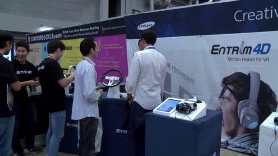 USA: Samsung launches Entrim 4D VR at SXSW Trade Show