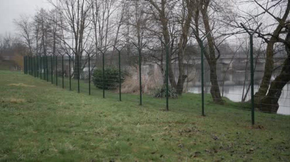 Slovenia: Higher, stronger fence erected along Croatian border