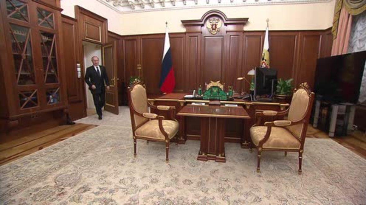 Russia: Rosneft to ramp up investment program, CEO Sechin tells Putin