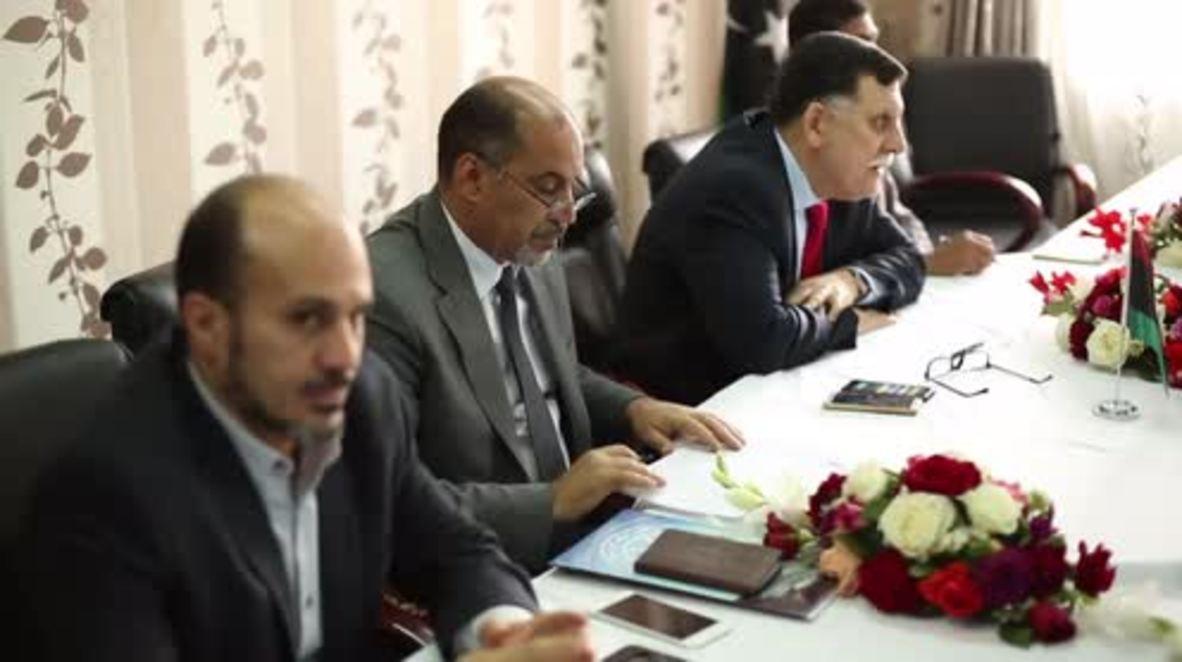 Libya: Presidential Council meet with regional leaders in Tripoli