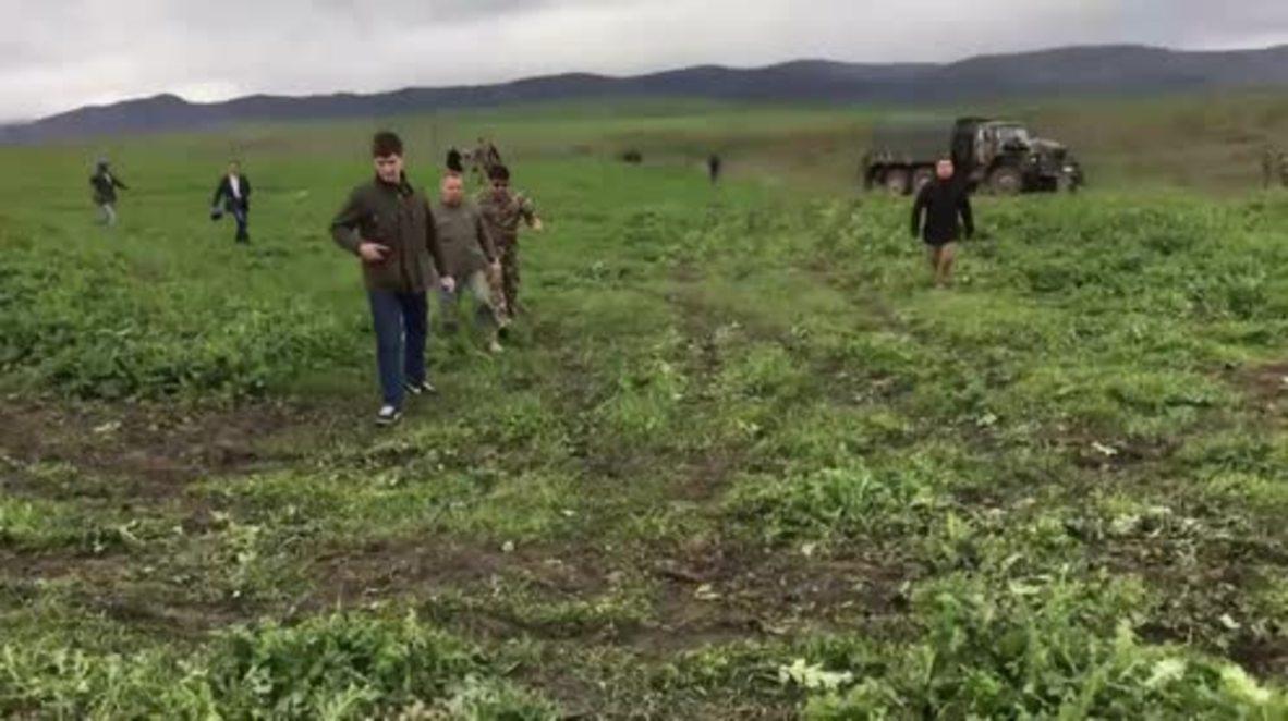 Nagorno-Karabakh: Azerbaijani troops reportedly shell Martakert