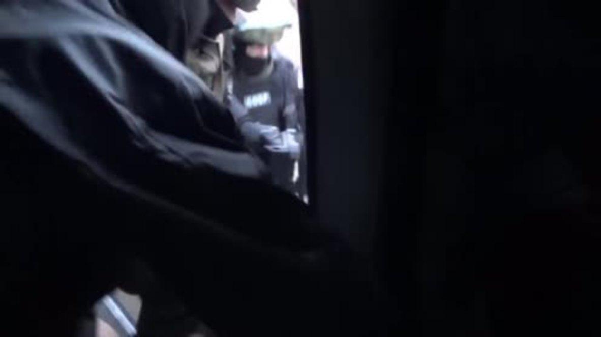 Russia: FSB detain alleged IS member in St. Petersburg