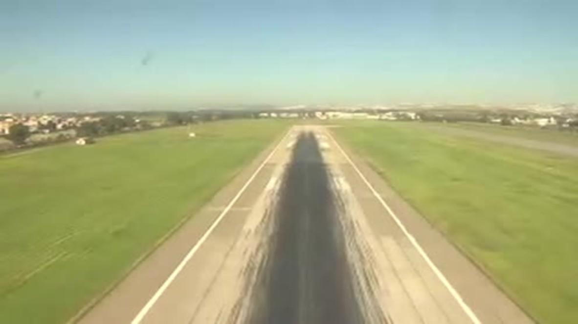 Cape Verde: Russian humanitarian aid aircraft en route to Ecuador