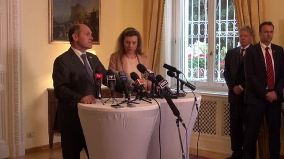 Italy: Austrian IntMin slams EU response to refugee crisis during Rome visit