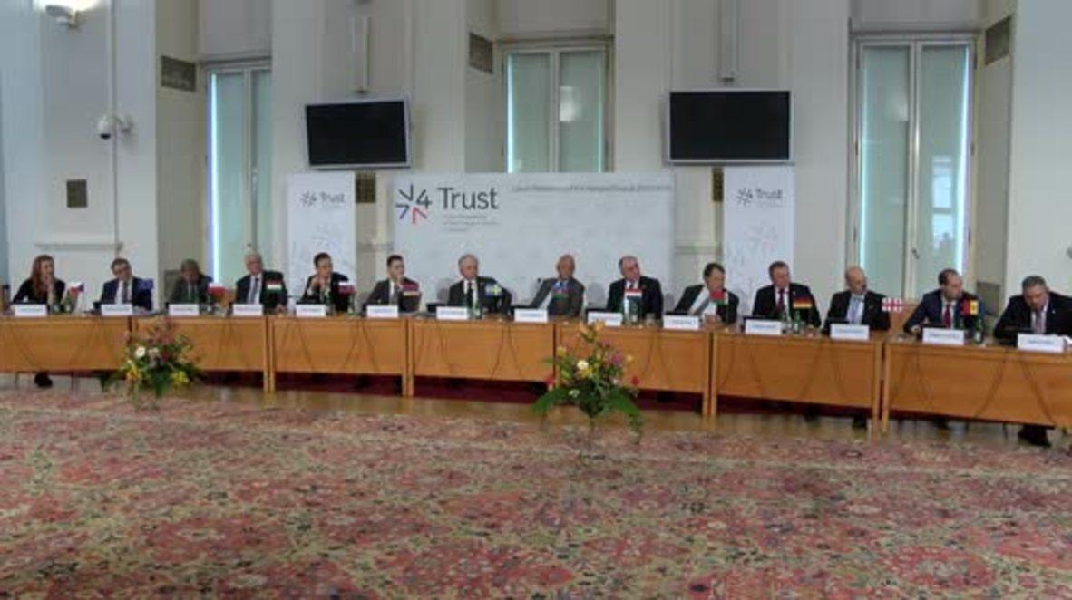 Czech Republic: Turkey visa liberalisation process scrutinised by V4 FMs