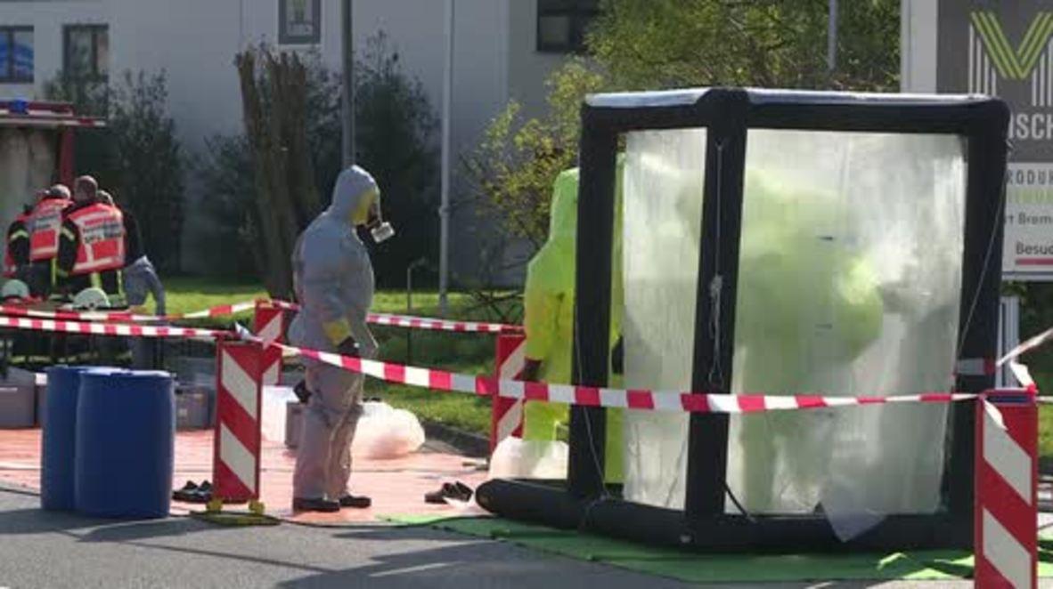 Germany: Ammonia leak sparks emergency operation in Bremen slaughterhouse