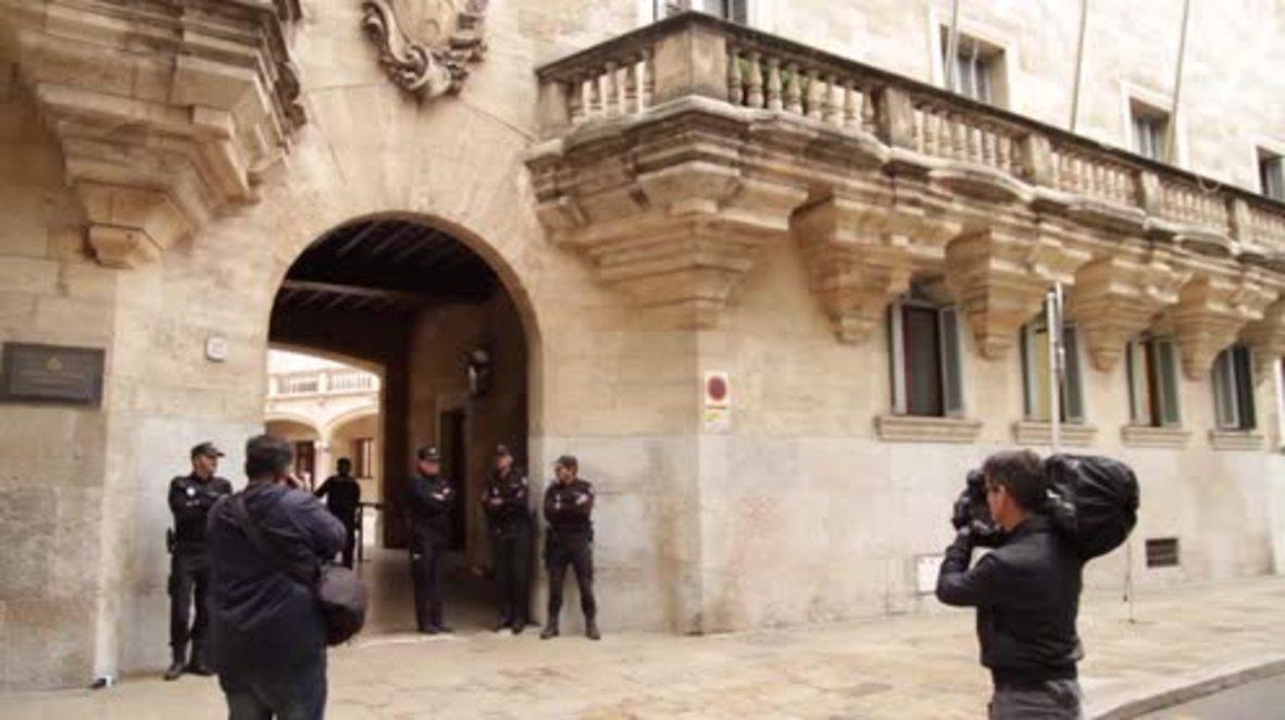 Spain: Russian 'mafia boss' goes on trial in Majorca