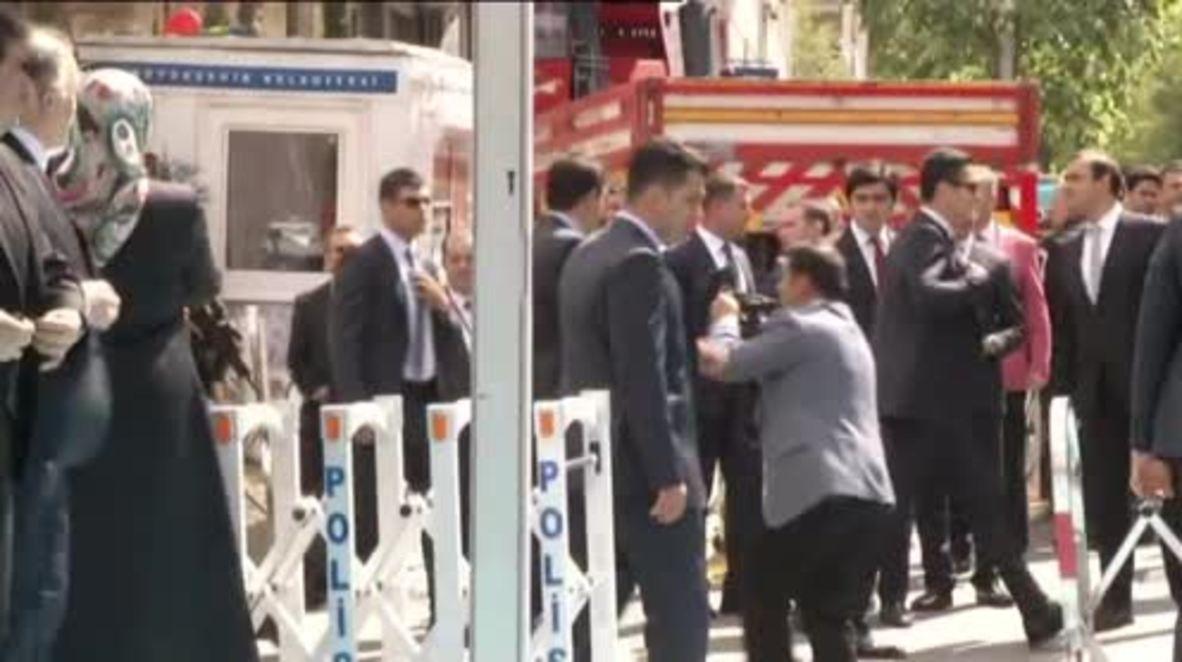 Turkey: Erdogan takes hard line on EU following PM Davutoglu's departure