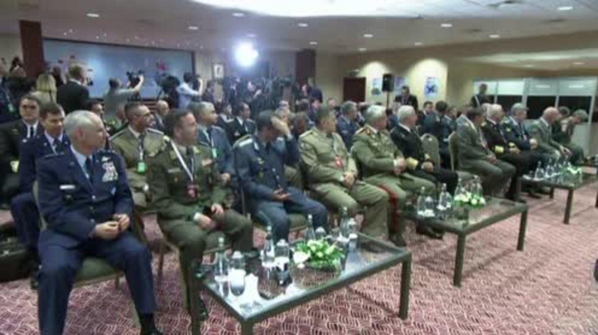 Turkey: Erdogan calls for stronger NATO presence in Black Sea