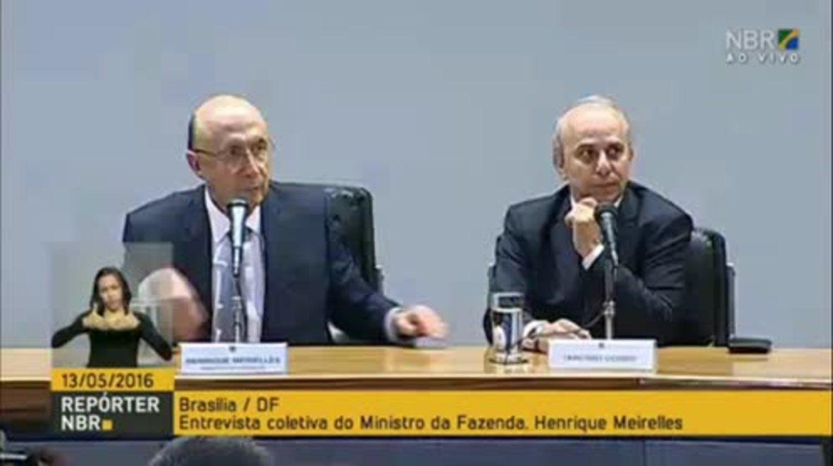 Brazil: New Finance Minister details plan for economy