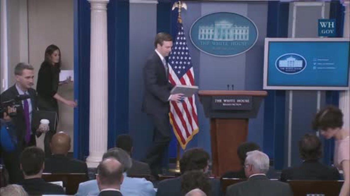 USA: White House criticises Senate bill allowing 9/11 victims to sue S. Arabia