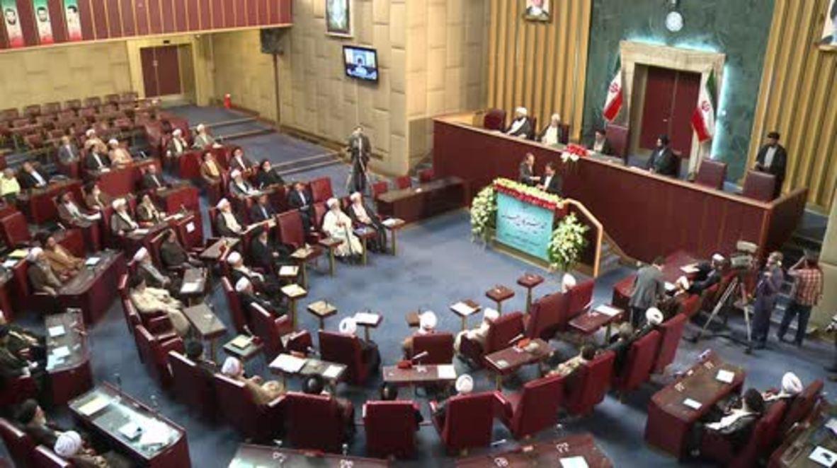 Iran: Ayatollah Jannati elected new Chairman of Assembly of Experts