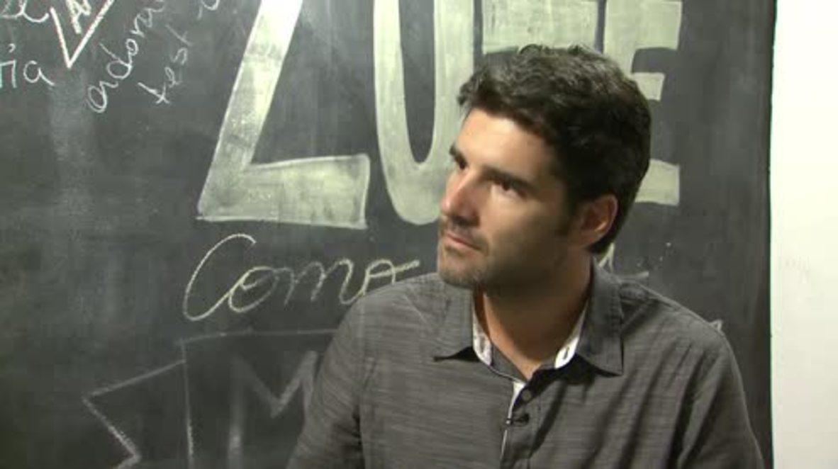 Brazil: David Miranda discusses his close contact with Snowden