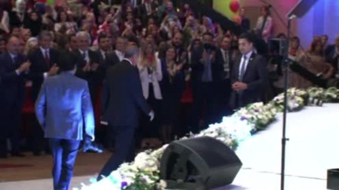 Turkey: No Muslim family should engage in birth control - Erdogan