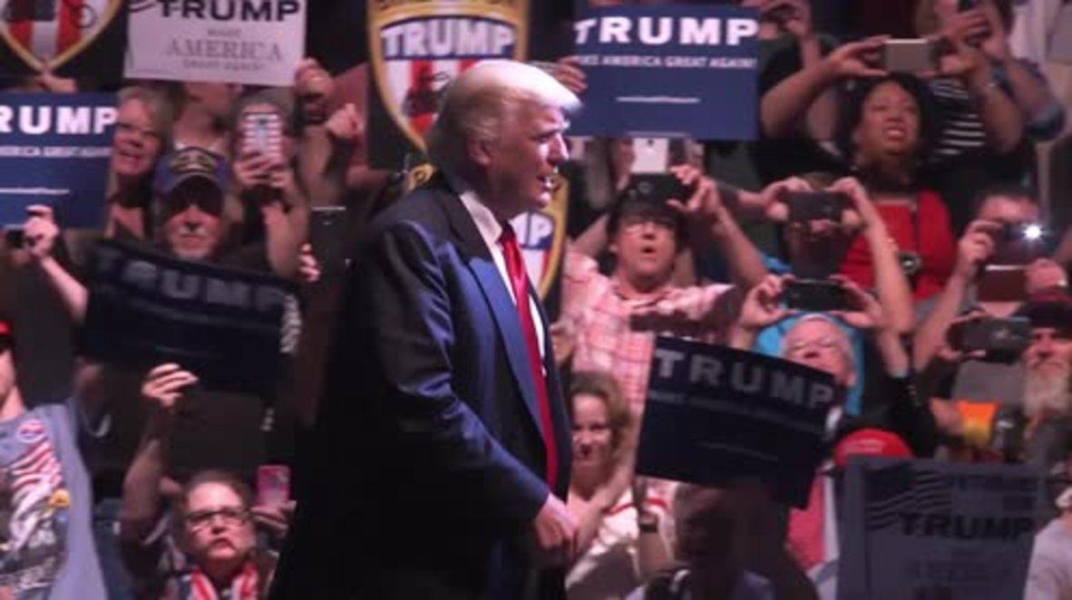 USA: Trump blasts Obama's endorsement of Clinton's campaign