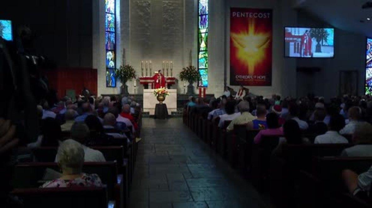 USA: Bomb scare causes evacuation of LGBTQ-friendly church